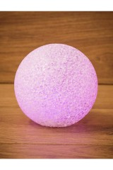 Фигура светодиодная Снежок