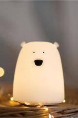 Силиконовый ночник Медвежонок