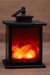 Светодиодный камин «Кантри»