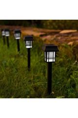 Садовый светильник на солнечной батарее LAMPER