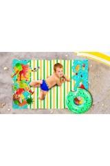 Пляжное покрывало детское Охлаждающий фреш