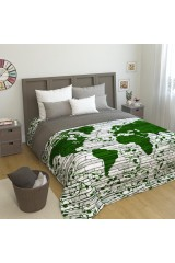 Покрывало Мировая карта
