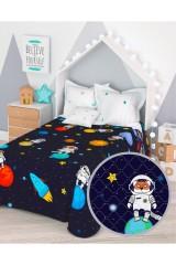 Покрывало детское Космические герои