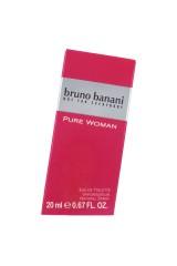 Вода туалетная BRUNO BANANI PURE WOMAN