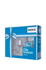 Набор Туалетная вода и гель для душа MEXX CITY BREEZE МAN