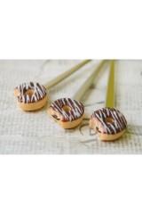 Вкусная ложка Bon Bon Пончик Шоколадный