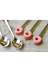 Вкусная ложка Bon Bon Пончик Розовый
