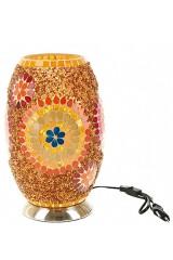 Лампа настольная Оранжевое солнце