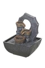 Фонтан декоративный с подстветкой Водопад
