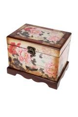 Шкатулка для ювелирных украшений Вальс цветов
