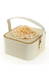 Шкатулка для ювелирных украшений Нежная роза