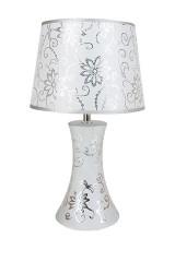 Лампа настольная Серебро