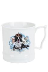 Кружка фарфоровая Королевские собаки