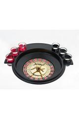 Игра настольная (питейная) Рулетка