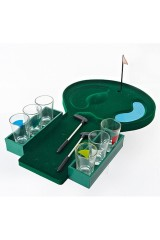 Игра настольная (питейная) Мини гольф