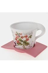 Горшок для цветов с поддоном Медуница