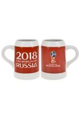 Кружка пивная FIFA World Cup 2018 - Символика ЧМ
