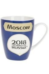 Кружка фарфоровая ЧМ 2018/Moscow