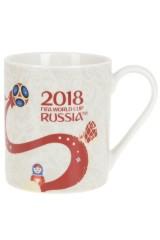 Кружка фарфоровая FIFA ЧМ 2018