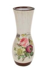 Ваза декоративная Куст розы