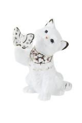 Фигурка Белая кошечка