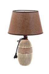 Лампа настольная Графика