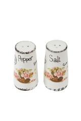 Набор для специй солонка/ перечница Naturel