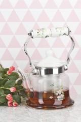 Чайник заварочный Чайник заварочный с металлическим фильтром v=600мл.