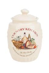 Банка для сыпучих продуктов Country Kitchen