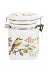 Банка для сыпучих продуктов Birds
