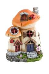Фигурка садовая «Грибной домик»