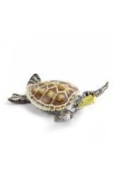 Фигура декоративная для водоемов Черепаха