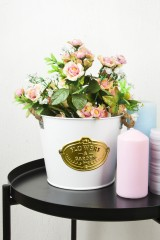 Кашпо декоративное Flowers