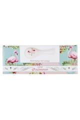 Подставка под ложку Фламинго