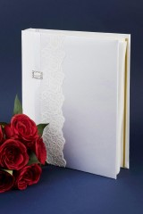 Свадебный альбом для фотографий Романтика