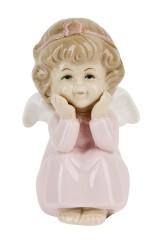 Фигурка декоративная Задумчивый ангел