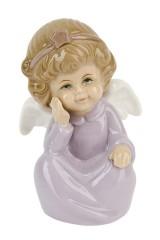 Фигурка декоративная Грустный ангел