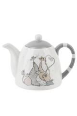 Чайник Усатое счастье
