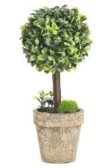 Дерево искусственное в горшке Бонсай