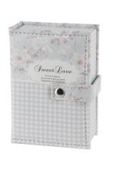 Шкатулка для ювелирных украшений Sweet love