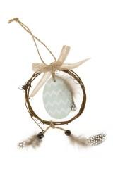Фигурка декоративная Пасхальное яйцо