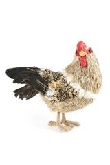 Фигурка декоративная Пасхальная курица
