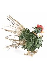 Фигурка декоративная Пасхальный петушок