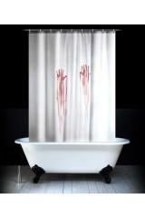 Занавеска для душа Кровавая