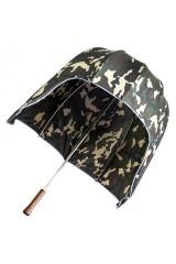 Зонт  трость Армейская каска
