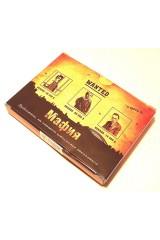Карты в подарочной упаковке Мафия