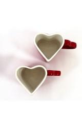 Набор кружек Сердца - Горячая любовь