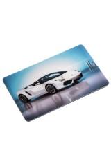 Флешка кредитка 8GB Машина