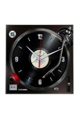 Часы настенные Грампластинка