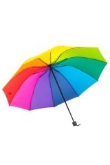 Зонт складной Радуга